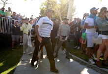 Bubba encabeza un igualado Northern Trust y coge impulso para lograr su 2º título en California
