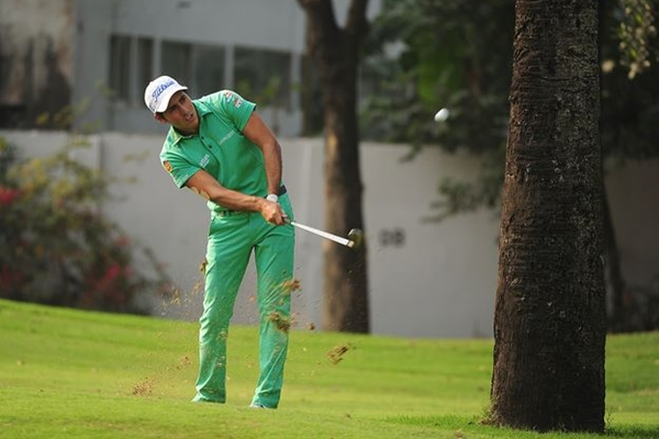 Carlos Pigem finaliza decimonoveno en el Bangladesh Open. Foto: Asian Tour