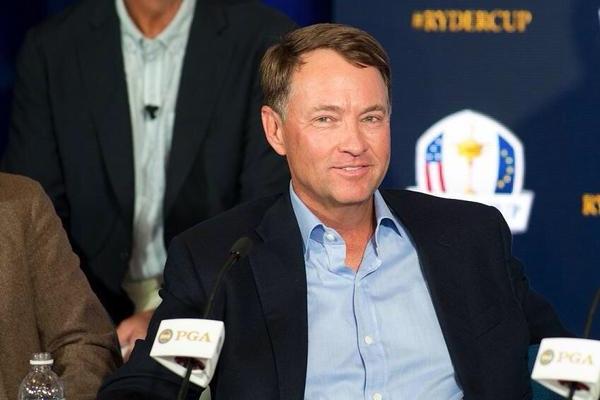El capitán del Team USA será uno de los cinco próximos homenajeados para formar parte del Salón de la Fama del Golf Mundial. Foto: @Love3d