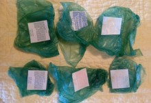 ¿Estamos locos o qué? 6 envoltorios de sándwich del Masters de Augusta de 2006, a la venta en Ebay