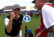 El super albatros de Gore encabeza los 5 mejores golpes de la semana en el PGA Tour (VÍDEO)