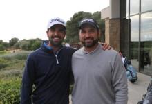 3 parejas españolas en lo más alto del Golfbreaks Fourball. Los Ballesteros a 1 solo golpe de la cabeza