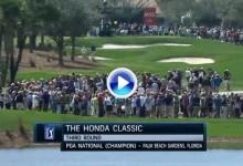 Honda Classic (J3): Estos fueron los mejores golpes de la jornada en el PGA National de Florida (VÍDEO)