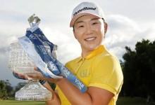 Notable duodécimo puesto de Belén Mozo en Australia donde ganó la coreana Jiyai Shin