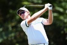 Los sudafricanos dominan en el Tshwane Open en una floja jornada para los jugadores españoles