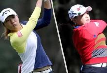 Carlota Ciganda es la mejor española en Florida con la tercera ronda suspendida. Lideran Ko y Na Jang