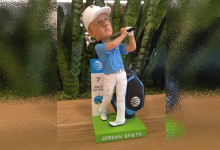 AT&T regalará muñecos de Spieth a los aficionados más madrugadores en Pebble Beach