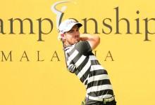 Campillo se mantiene en el podio de Malasia en otra exhibición del intratable líder Nathan Holman