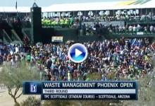 Phoenix Open (J3): Mickelson, Fowler, Lee y Hahn protagonizan el resumen de la jornada (VÍDEO)