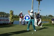 Vea el swing de Sergio García a cámara super lenta. Fue analizado durante el Honda Classic (VÍDEO)