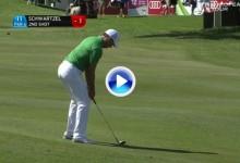 Tshwane Open: Estos fueron los cinco golpes destacados en el Pretoria CC en su 2ª jor.  (VÍDEO)