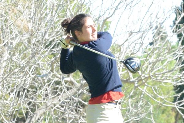 Ana Peláez. Foto: OpenGolf.es