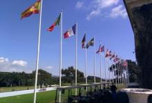 El RC Valderrama preparado para albergar el Open de España. Tendrá lugar entre el 14 y el 17 de abril