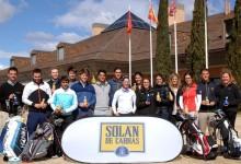 El Programa Pro Spain Team se amplía a 20 golfistas profesionales, 4 más que en 2015