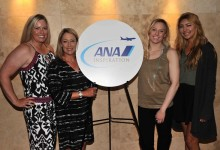 Female Athletes Take Center Stage at Inaugural ANA Inspiring Women in Sports Conference