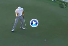 WGC-Cadillac: Rory falló y Scott volvió a dar otra lección de golf. Lo mejor de la ronda final (VÍDEO)