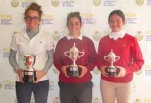 Ana Peláez triunfa en el Campeonato de Madrid Femenino. Clara Moyano fue la mejor madrileña