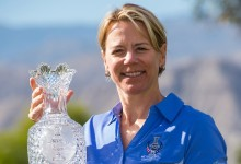 Annika Sörenstam named 2017 European Solheim Cup Captain