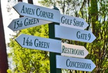 Encuesta: Un 44% de personas cambiaría la fecha de su boda por jugar una ronda en Augusta