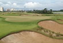 Los golfistas brasileños dieron la bienvenida al campo de los JJ.OO. de Río '16 (Incluye VÍDEO)