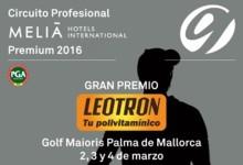 Grandes nombres del golf nacional toman la salida en Maioris para el inicio del Circuito Profesional
