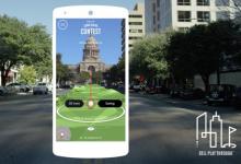 Jugar al golf en las calles de su ciudad ya es posible gracias a una aplicación para el teléfono móvil