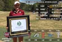 Segunda victoria de la gallega Fátima Fernández en EEUU en 2016. Gana el Henssler Financ. en Georgia