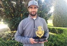 """""""Chisco"""" Lagarto abre la temporada profesional madrileña ganando en el Olivar de la Hinojosa"""