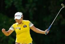 La risueña Ha Na Jang se apunta la 2ª victoria del año. Carlota Ciganda, mejor española en Singapur