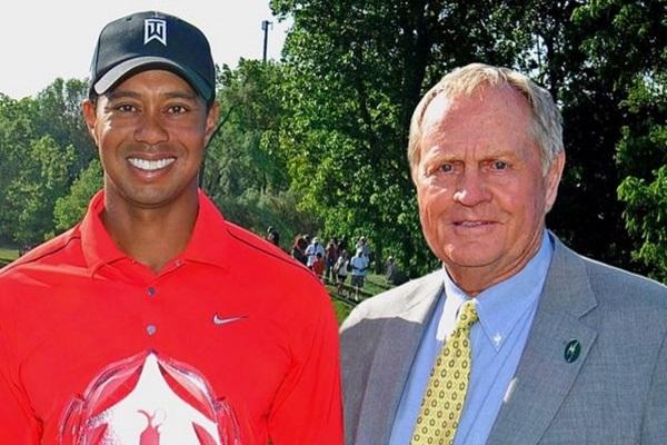Las dos leyendas del golf guardan una especial relación fuera de los campos. Foto: Nicklaus via Instagram