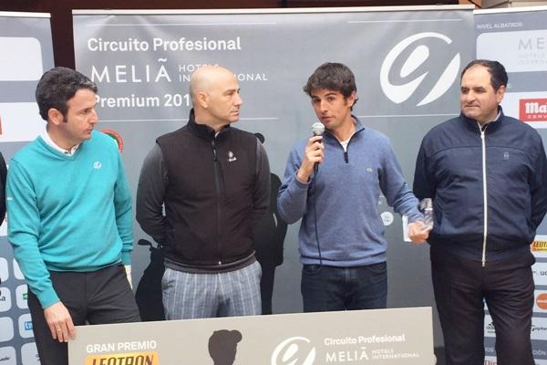 Jordi García del Moral, campeón en Maioris