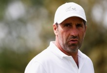 José María Olazábal will not play in the Masters because of health reasons