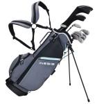 Kit de Golf Inesis 5.0 grafito mujer diestra