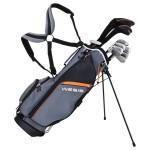 Kit de golf Inesis 5.0 grafito hombre diestro