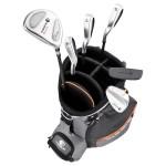 Medio kit de golf Inesis 5.0 grafito hombre zurdo 02