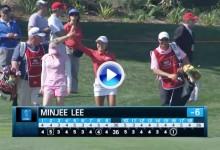 Otra hazaña en el golf femenino. Segundo ¡¡Hoyo en Uno en un Par 4!! en la historia de la LPGA (VÍDEO)