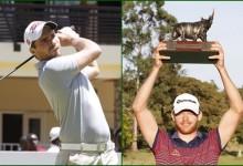 Langasque, amateur campeón de la Copa SM el Rey termina 2º en Kenia. El sueco Soderberg, campeón