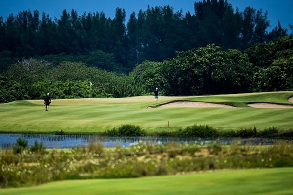 El directivo sudamericano ha reconocido que seguirán trabajando en pos del golf y del beneficio general. Foto: @EuropeanTour