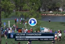 Valspar Champ: Estos fueron los golpes destacados en su 3ª Jornada. Incluye el golpe del día (VÍDEO)