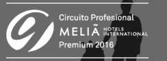 Circuito profesional MELIÁ Hotels International Premium 2016