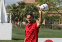 "Álvaro Quirós: ""The Spanish Open at Real Club Valderrama means a lot, I couldn't ask for more"""