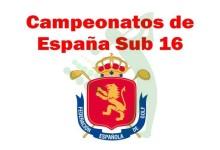 184 jóvenes jugadores de gran proyección toman parte en el Campeonato de España Sub16 (PREVIA)