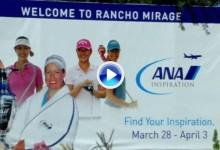 ANA Inspiration (LPGA): Resumen con los golpes más destacados en su segunda jornada (VÍDEO)