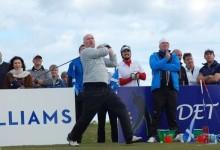 Andreas Persson gana el primer torneo LDET de la temporada en la cuna del Golf: St. Andrews