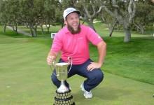 """2016, el año de la ternera. Andrew """"Beef"""" Johnston se convirtió en uno de los influencer del Golf"""
