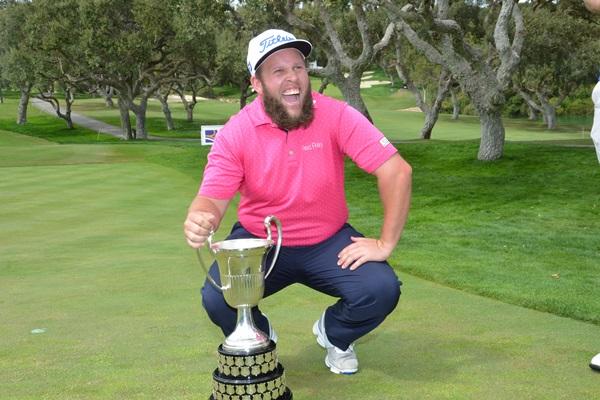 Johnston se ha ganado el cariño del mundo del golf este año con su juego y su forma de ser. Foto: Opengolf.es
