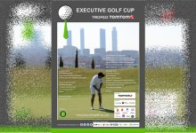 Abierta prereserva de inscripciones de la Executive Golf Cup-Trofeo TomTom. RACE 5-M solo 16 parejas