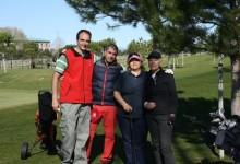 Espectacular acogida del Circuito de iniciación de Pitch & Putt de la Federación Madrileña de Golf