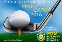 ¡Golf para todos! La Fed. Madrileña pone en marcha un proyecto para acercar el golf a todo el público