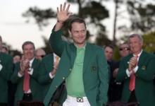 Hay que ver lo bien que le sienta el verde a D. Willett, campeón en Augusta